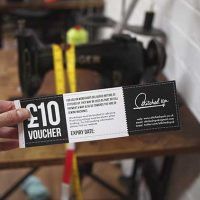 Stitched Up Gift Voucher